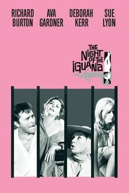 Night of the Iguana keyart