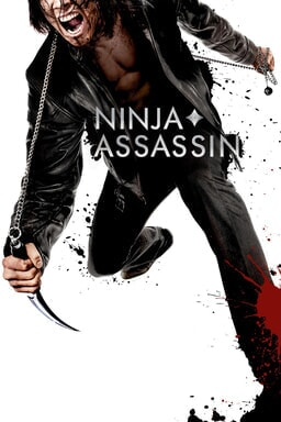 Ninja Assassin keyart