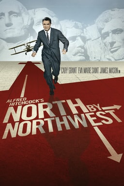 North by Northwest keyart