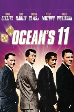 Oceans 11 1960 keyart