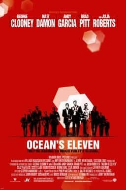 Oceans Eleven keyart