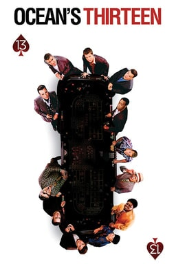 Oceans Thirteen keyart