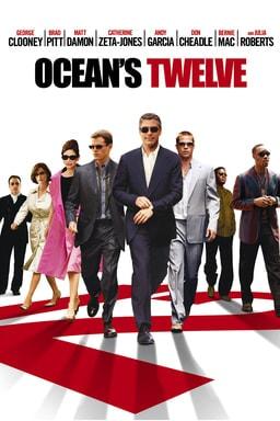 Oceans Twelve keyart