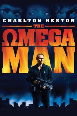 Omega Man keyart