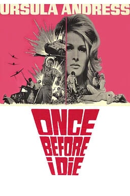 Once Before I Die keyart