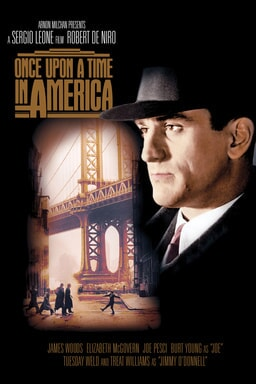 Once Upon a Time in America keyart