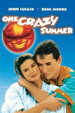 One Crazy Summer keyart