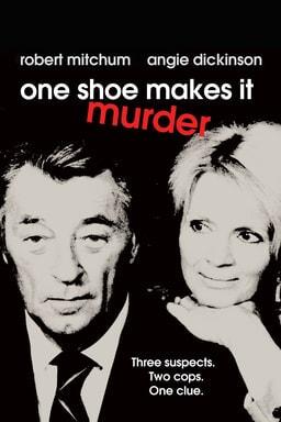 One Shoe Makes It Murder keyart