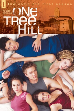 One Tree Hill: Season 1 keyart