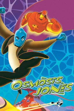 Osmosis Jones keyart