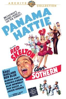 Panama Hattie keyart