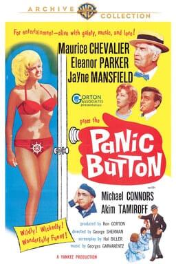 Panic Button keyart