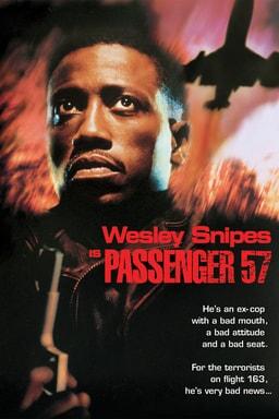 Passenger 57 keyart