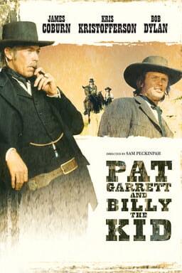 Pat Garrett and Billy the Kid keyart