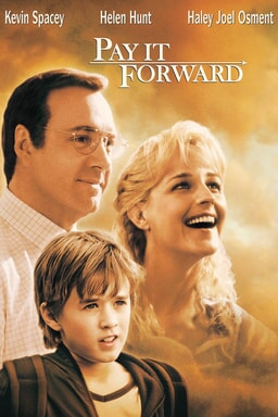 Pay It Forward keyart
