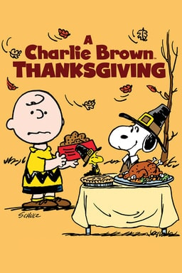 Peanuts: a Charlie Brown Thanksgiving keyart