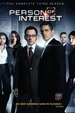 Person of Interest: Season 3 keyart