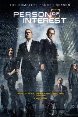Person of Interest: Season 4 keyart