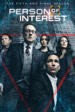 person of interest: fifth and final season on digital, blu-ray and dvd