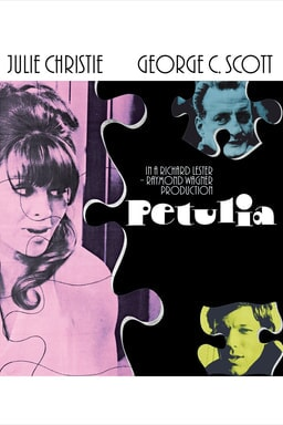 julie christie, george c. scott and richard chamberlain star in dick lester's petulia. now on digital and dvd