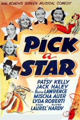 Pick a Star keyart