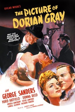 Picture of Dorian Gray 1945 keyart