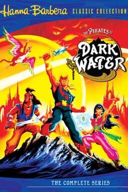 Pirates of Darkwater: Complete Series keyart