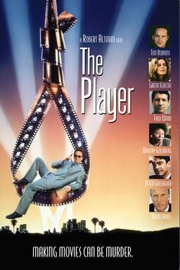 The Player - Key Art