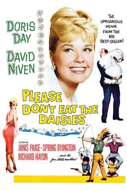 Please Don't Eat the Daisies keyart