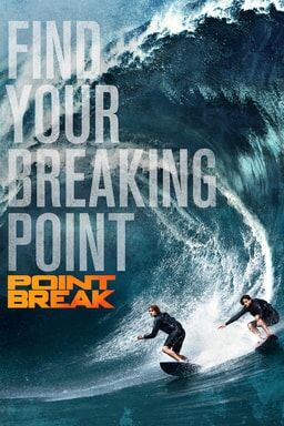 point break dd poster