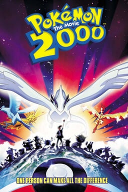 Pokemon Movie 2000 keyart