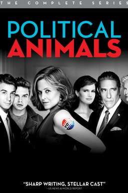 Political Animals keyart
