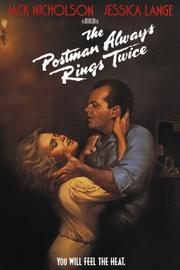The Postman Always Rings Twice 1981 keyart