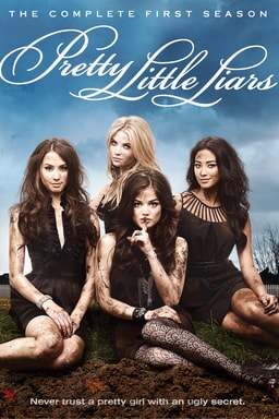 Pretty Little Liars: Season 1 keyart