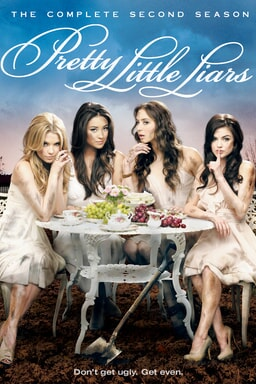 Pretty Little Liars: Season 2 keyart