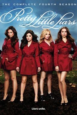 Pretty Little Liars: Season 4 keyart