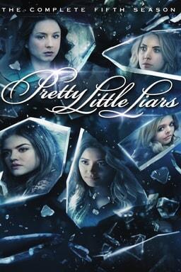Pretty Little Liars: Season 5 keyart