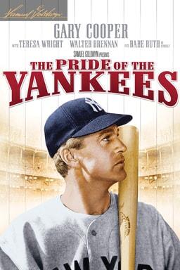 Pride of the Yankees keyart