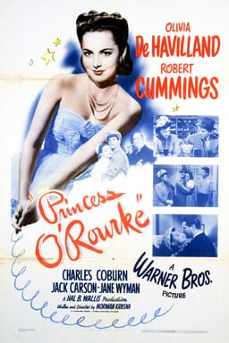 Princess O'Rourke keyart
