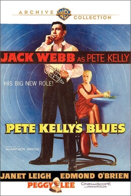 pete kelly's blues keyart