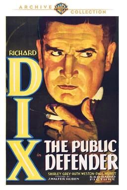 Public Defender 1931 keyart