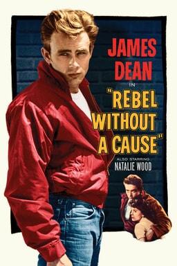 Rebel without a Cause keyart