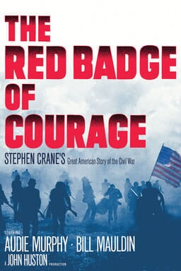 Red Badge of Courage keyart