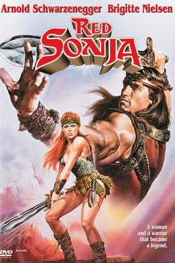Red Sonja keyart