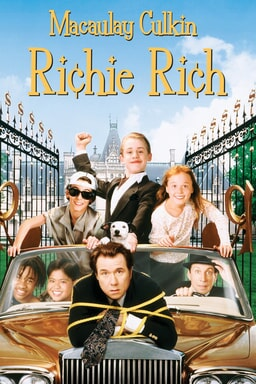 Richie Rich keyart