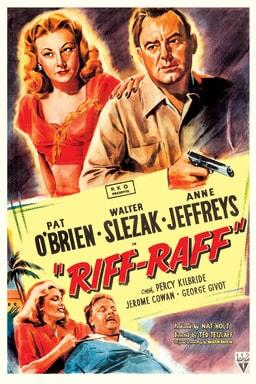Riff-Raff 1947 keyart