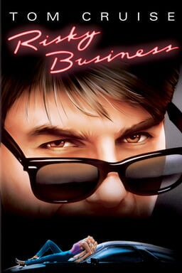 Risky Business keyart