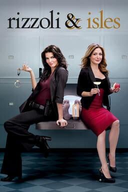 Rizzoli and Isles: Season 1 keyart