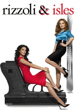 Rizzoli and Isles: Season 2 keyart