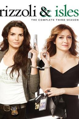 Rizzoli and Isles: Season 3 keyart